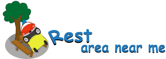 Rest Area Near Me - US rest area map